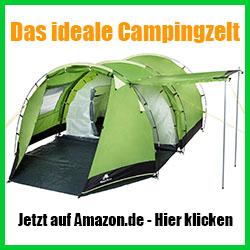 Camping zelt klicker