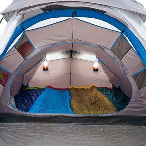 Zelt aufblasbar 22