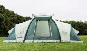 Zelt aufblasbar 3