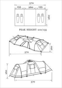 Zelt aufblasbar 31
